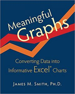 Meaningful Graphs: Principles of Design Applied to Excel Charts (James Smith, independent author; 2013)