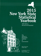 New York State Statistical Yearbook (Annually)