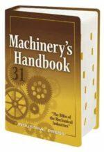 Machinery's Handbook, 31st Edition